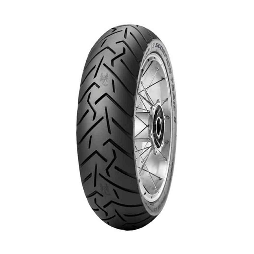Par Pneu Pirelli Scorpion Trail 2 Bmw F750gs F750 Gs