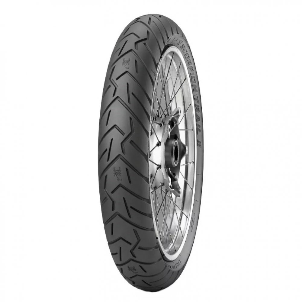 Par Pneu Pirelli Scorpion Trail 2 Bmw F800gs F800 Gs