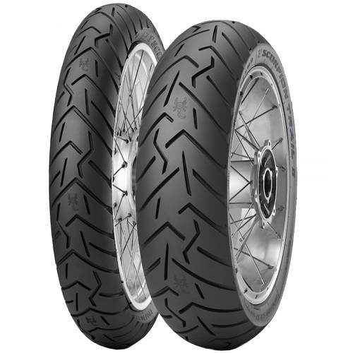 Par Pneu Pirelli Scorpion Trail 2 Bmw F850gs F850 Gs