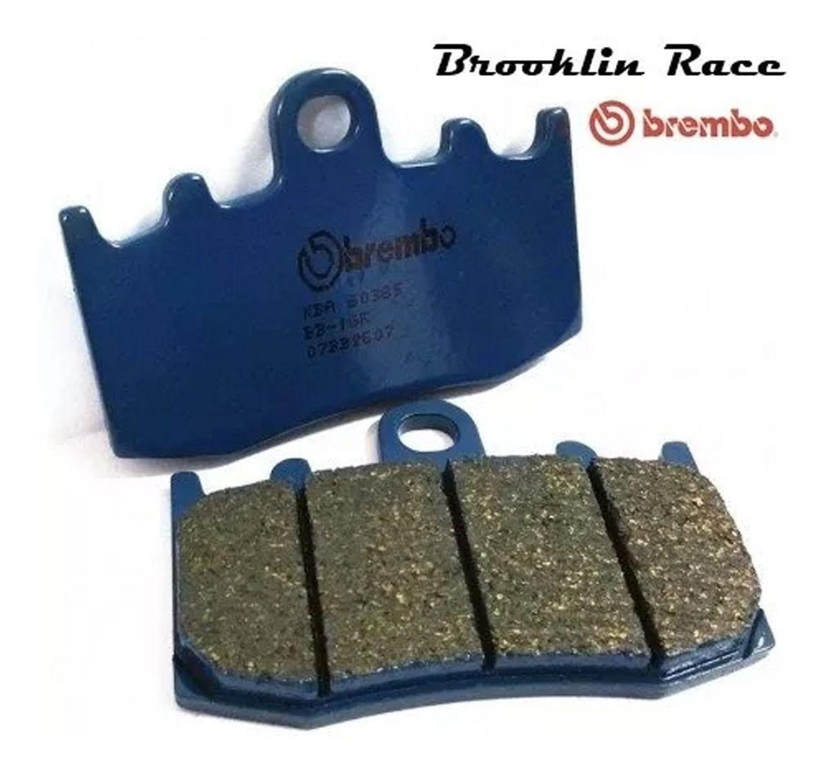 Pastilha Dianteira Brembo - Carbono Ceramica - Bmw  07bb2607