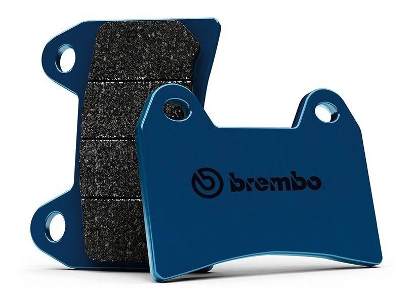 Pastilha Freio Brembo Tras Bmw S1000rr 19 - 07bb0306