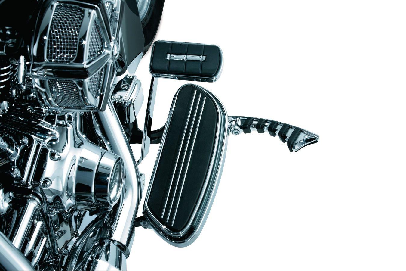 Pedal de Freio Modelo Deluxe Iso - Touring / Softail / Dyna Switchback