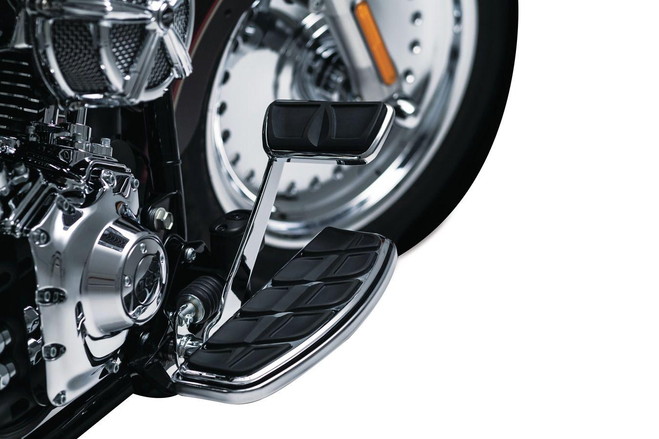 Pedal de Freio Modelo Kinetic - Cromado - Touring / Softail / Dyna Switchback