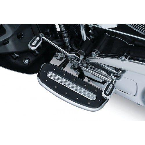 Pedaleira do Pedal de Câmbio Cromada Modelo Heavy - Harley Davidson (Tds.)