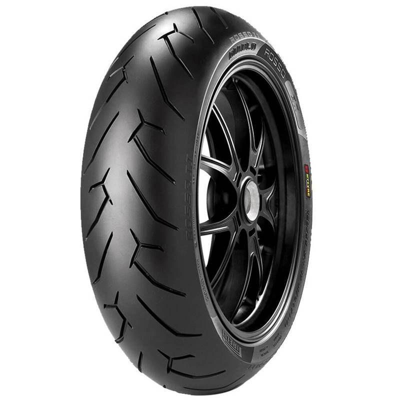 Pneu Pirelli Diablo Rosso II 200/50ZR 17 75W