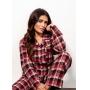 Pijama feminino Flanela Xadrez