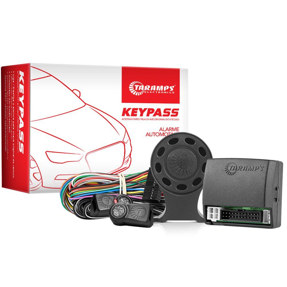 Alarme Taramps KeyPass G2 Sem Controle Keyless Ultrassom