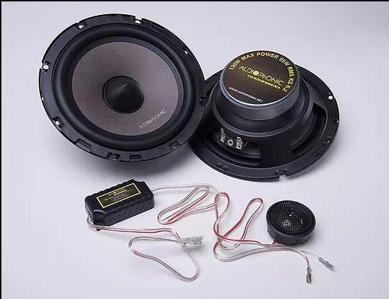 Alto Falante 6 Polegadas Kit 2 Vias Audiophonic Sensation KS 6.2 - 130 Watts RMS