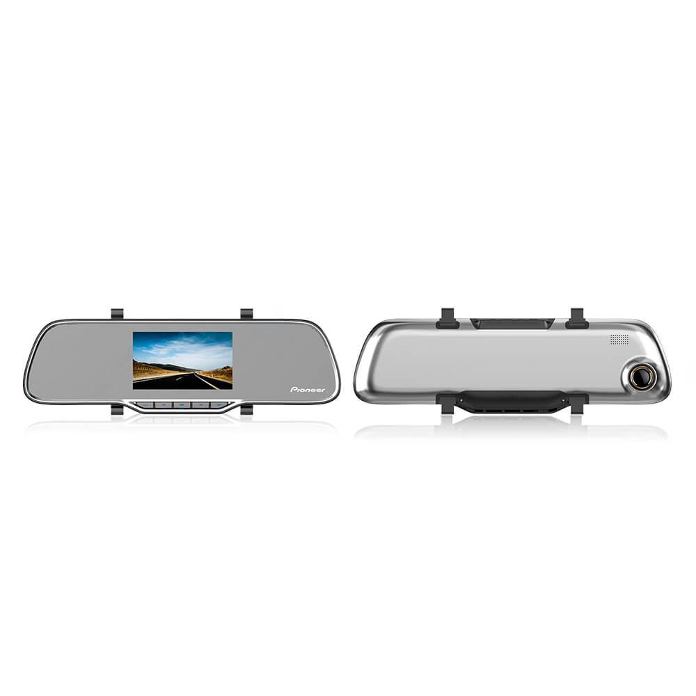 Câmera Pioneer RETROVISOR TELA 4.3