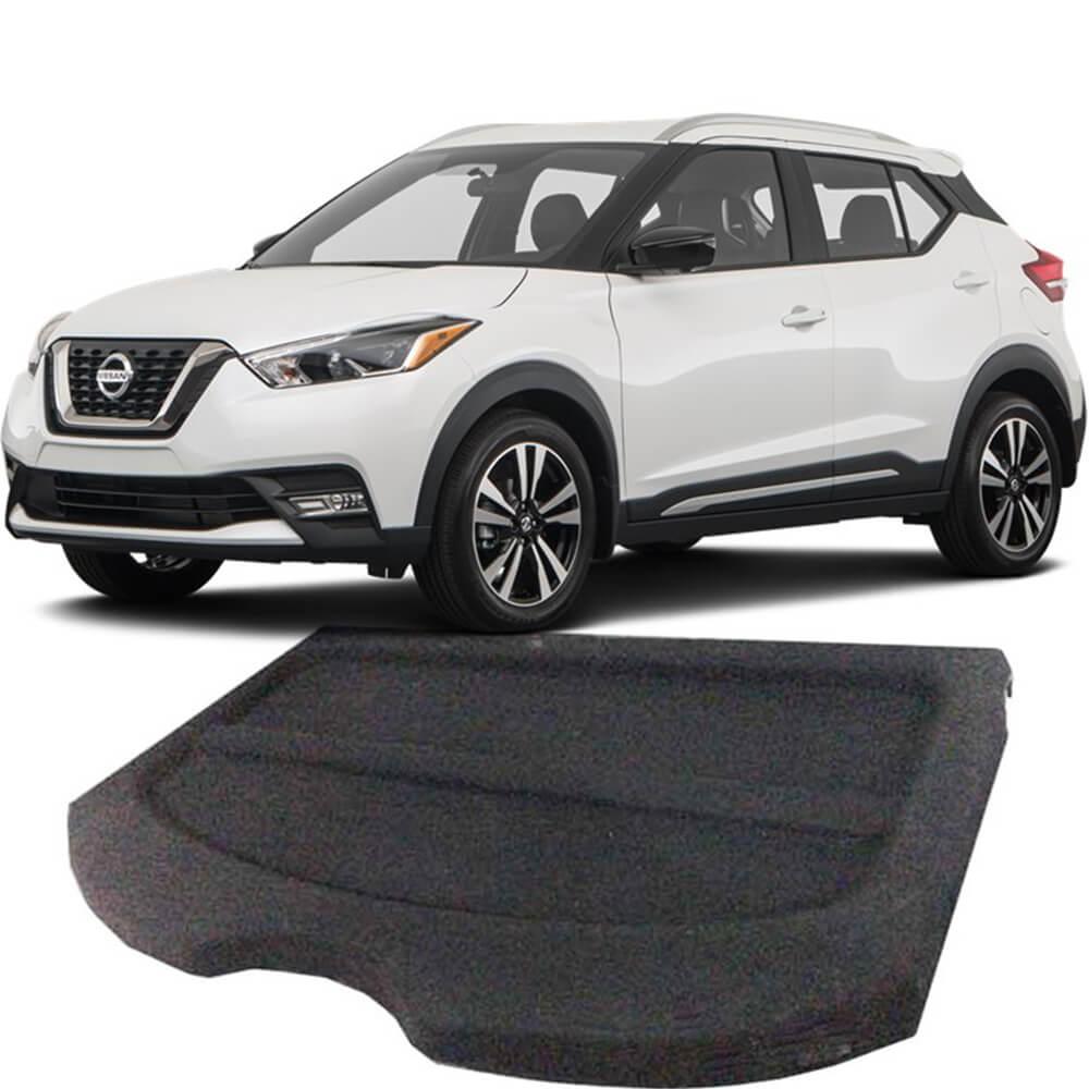 Tampão Nissan Kicks Todos os anos Carpete Regency