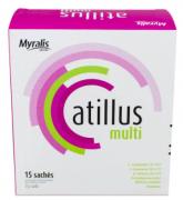 Atillus Multi com 15 sachês