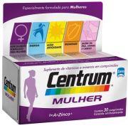 Complexo Vitamínico Centrum Mulher 30 comprimidos
