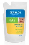 Sabonete Líquido Granado Bebê Glicerina -  Refil 250ml