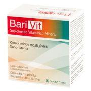 Suplemento Vitamínico Mineral Barivit 60 comprimidos