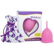 Coletor Menstrual Violeta Cup Tipo B Rosa