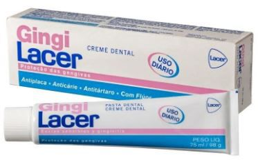 Creme Dental Gingilacer 98g