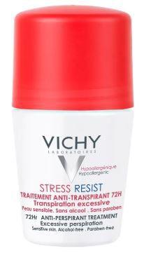 Desodorante Roll-On Vichy Stress Resist 72h 50ml