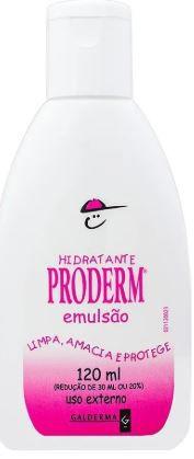 Emulsão Hidratante Infantil Proderm 120ml