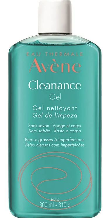 Gel de Limpeza Cleanance Avène 300ml