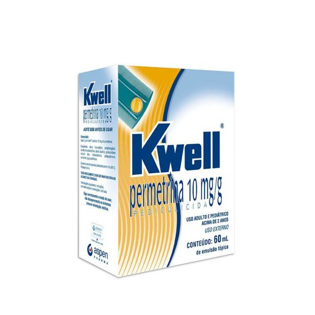 Kwell Emulsão Tópica 60ml