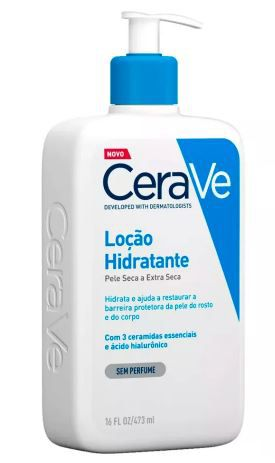 Loção Hidratante Cerave Pele Seca e Extra Seca 473ml