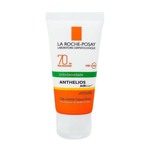 Protetor Solar Anthelios Airlicium Gel-Creme FPS70 La Roche-Posay 50g
