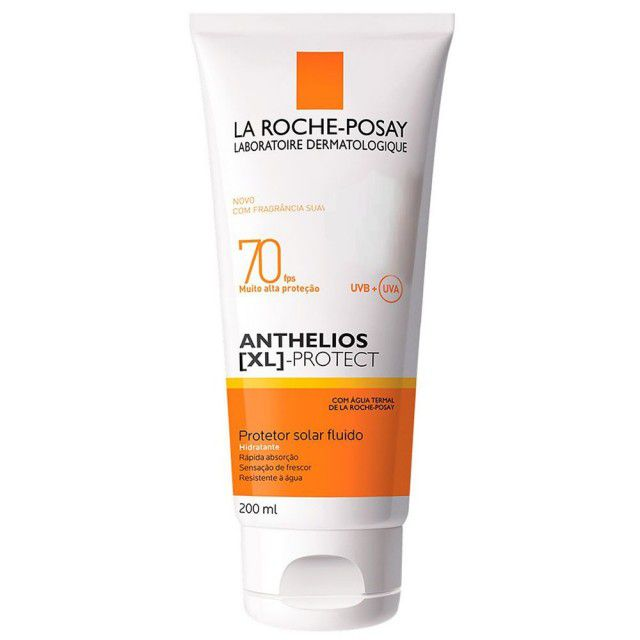 Protetor Solar Anthelios XL-Protect FPS70 La Roche-Posay 200ml