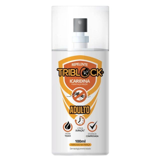 Repelente Triblock Adulto 100ml