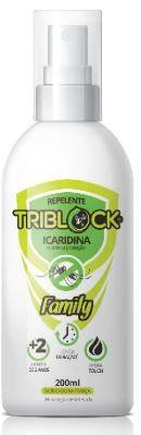 Repelente Triblock Family 200ml