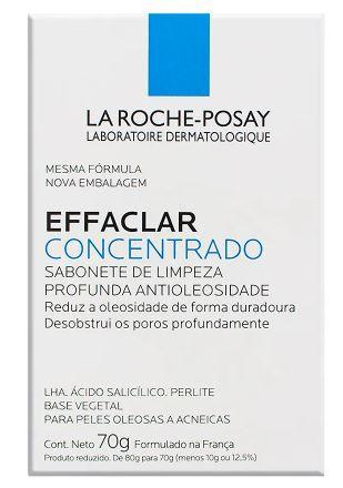 Sabonete de Limpeza Effaclar Concentrado 70g