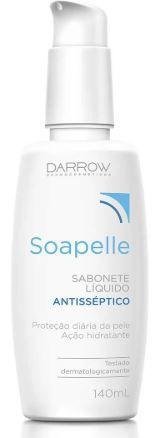 Sabonete Líquido Soapelle 140ml