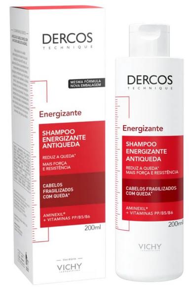 Shampoo Vichy Dercos Energizante Antiqueda 200ml
