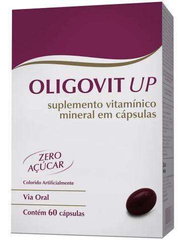 Suplemento Vitamínico Oligovit Up 60 comprimidos