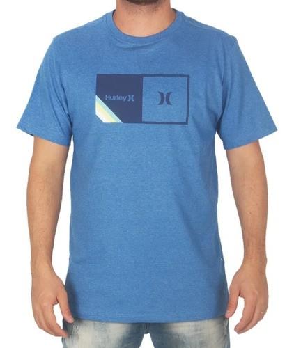 Camiseta Hurley Silk Halfer Stripes