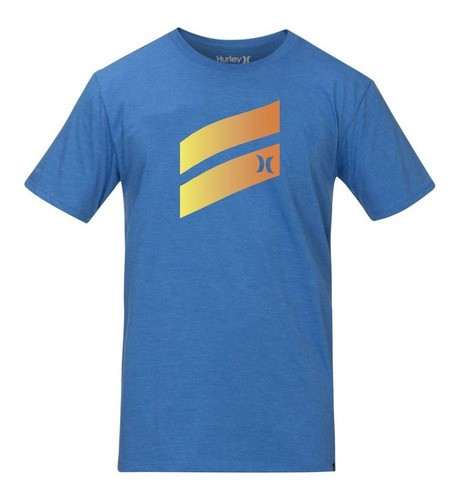 Camiseta Hurley Silk Icon Shash Gradient