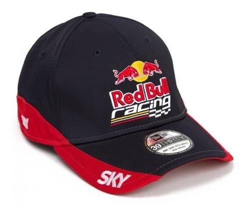Boné Red Bull Original Sky Rb Pronta Entrega Rbperbon018