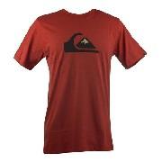 Camiseta Quiksilver Comp Logo Color Original