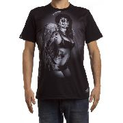 Camiseta Okdok Classic Katrina Tatuada 1180318