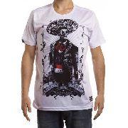 Camiseta Okdok Caveira Mexicana 1180302