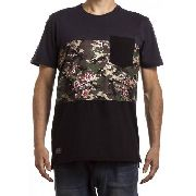 Camiseta Okdok Recorte Floral 1180365