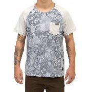Camiseta Oakley Raglan Sp Tropical 455781