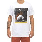 Camiseta Oakley Grass Caveira 456145