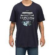 Camiseta Rip Curl Dark Navy