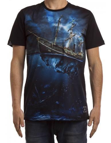 Camiseta Okdok Poseidon