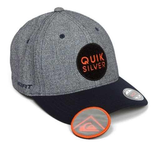 Boné Quiksilver Aba Curva Flexfit Wave 78802555