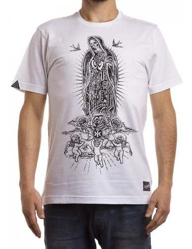 Camiseta Okdok Santa Caveira 1180323