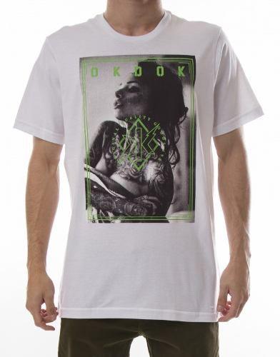 Camiseta Okdok Classic Girl Power 1160305