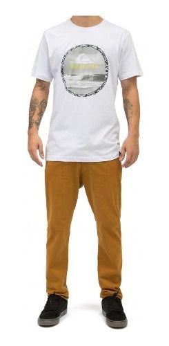 Camiseta Quiksilver Slim Fit Photog 61241606