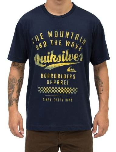 Camiseta Quiksilver The Warp 61114015