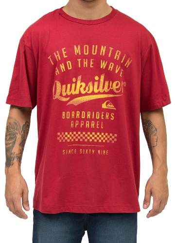 Camiseta Quiksilver The Warp 61114015